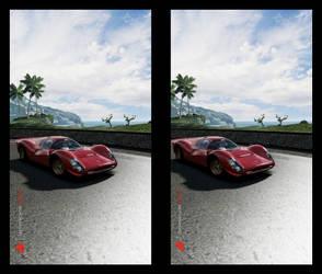 3D Ferrari P440 by SZfiftyfour