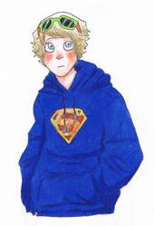 Super Joey (c. 2012-13) by Maifai