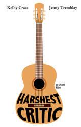 Harshest Critic poster by RajJawa