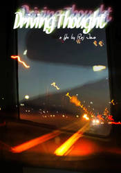 Driving Thought poster by RajJawa