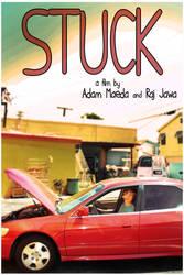 Stuck poster by RajJawa