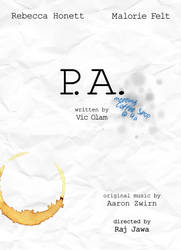 P.A. poster