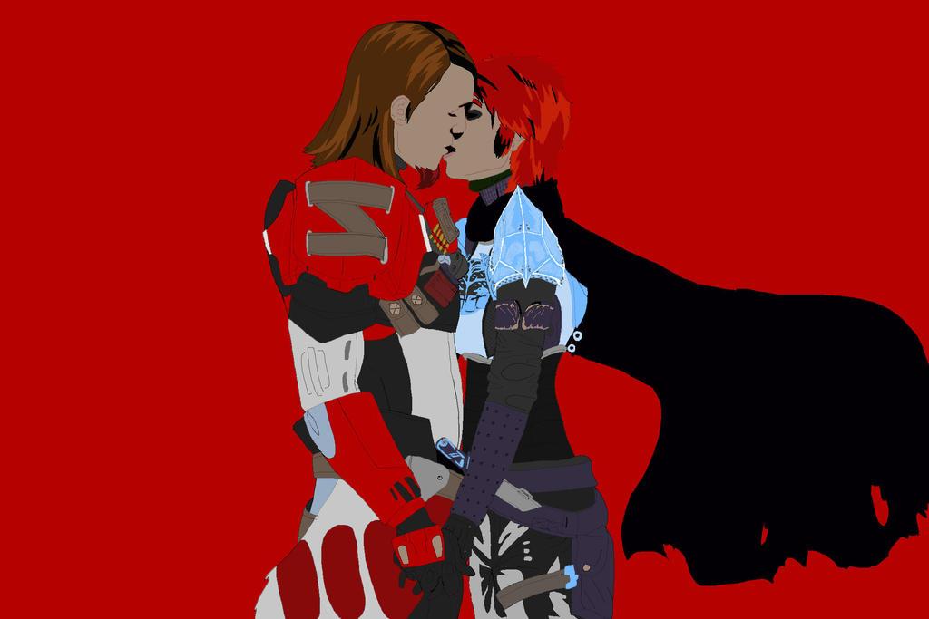Crimson Kiss