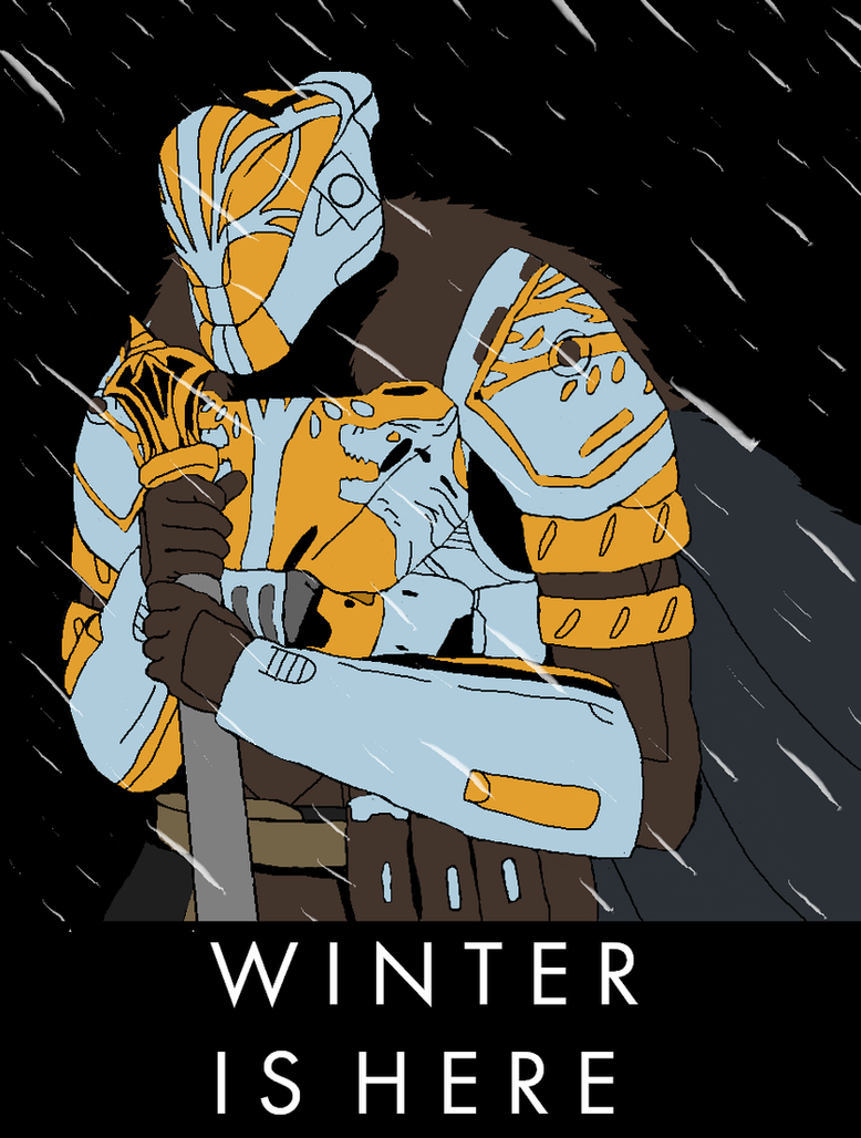 Iron is Rising: Winter is Here