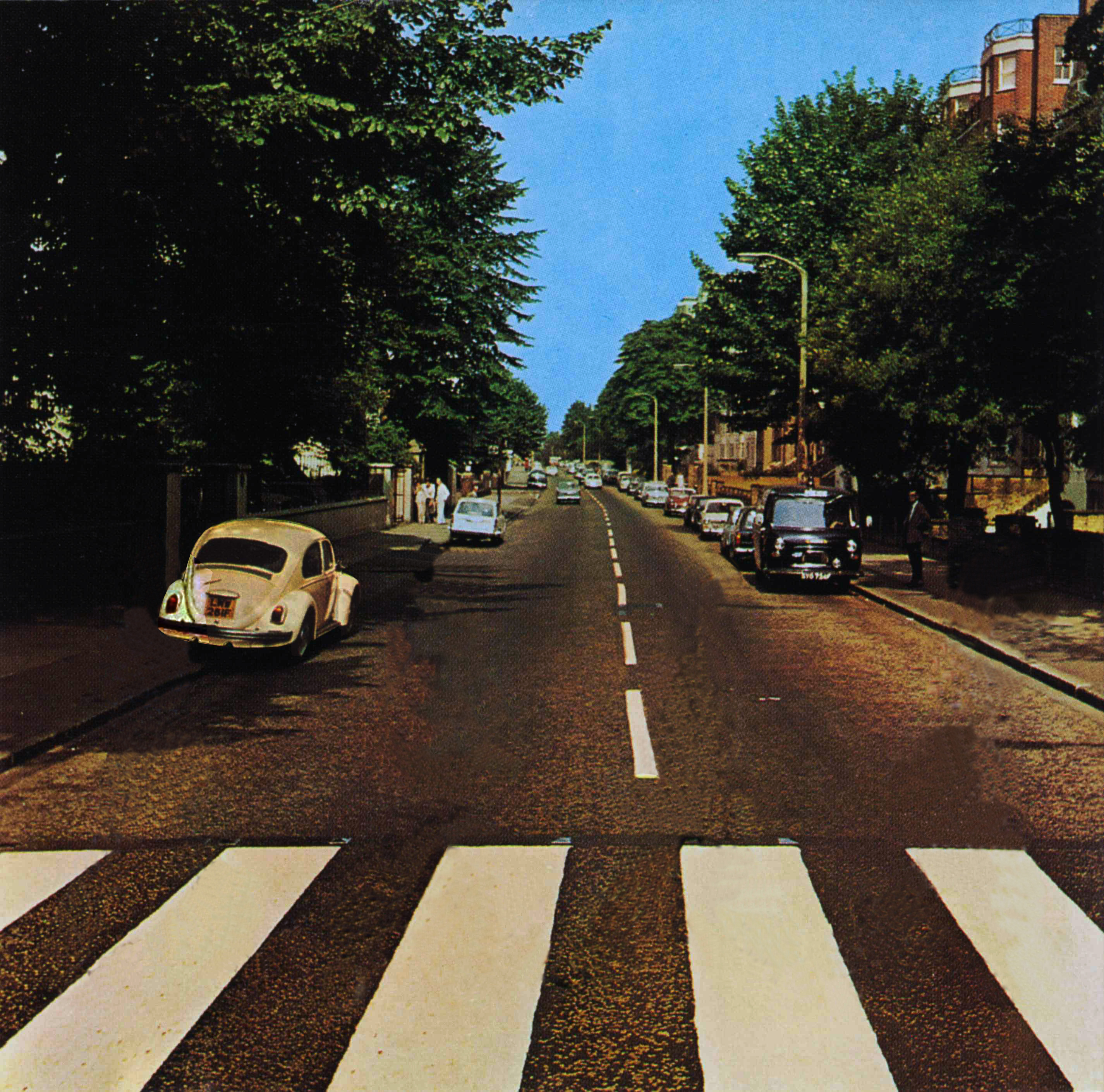 Abbey Road Without Beatles By Rasboi On Deviantart