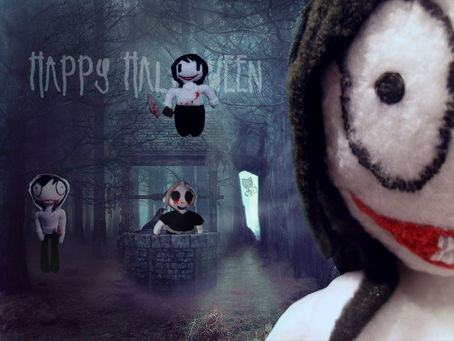 Happy Creepy Pasta Halloween