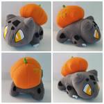 Halloween Pumpkin Bulbasaur