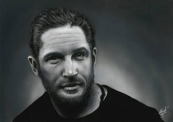 20181028 TomHardy by MixaArt