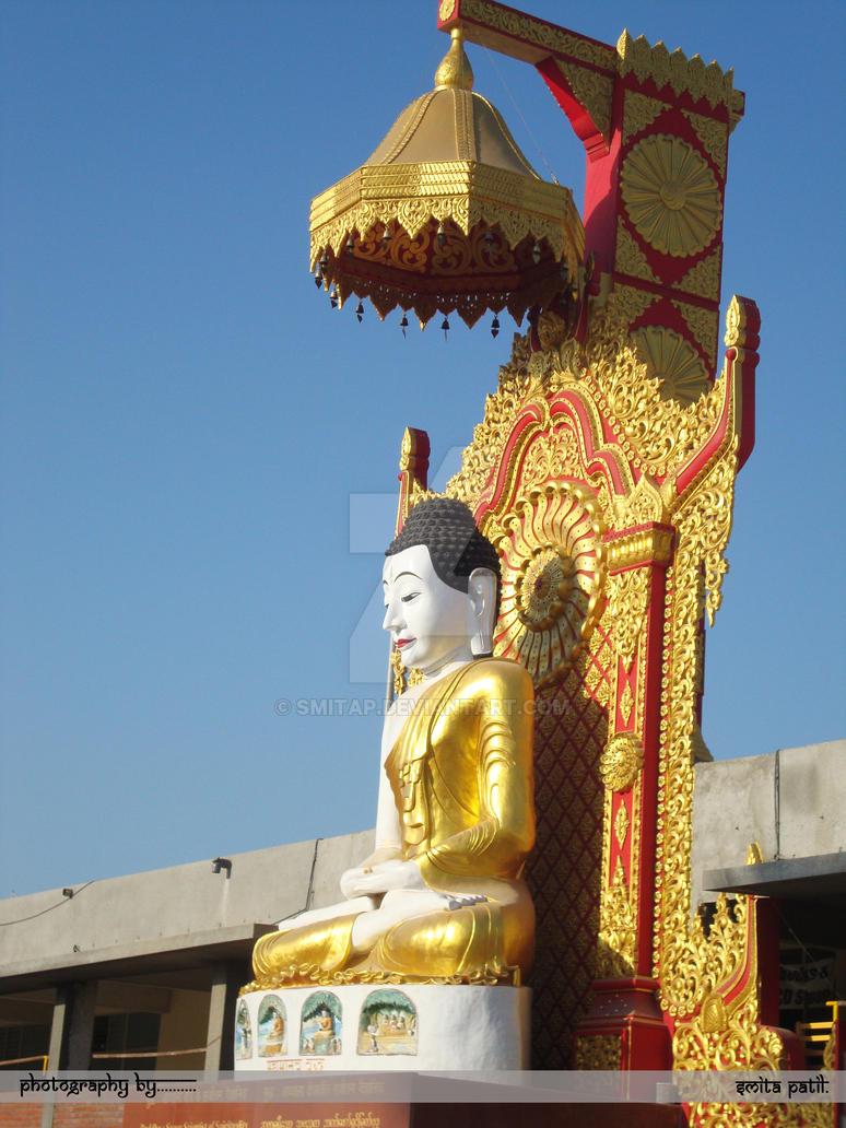 Gautam Buddha Statue hd Statue of Gautam Buddha by