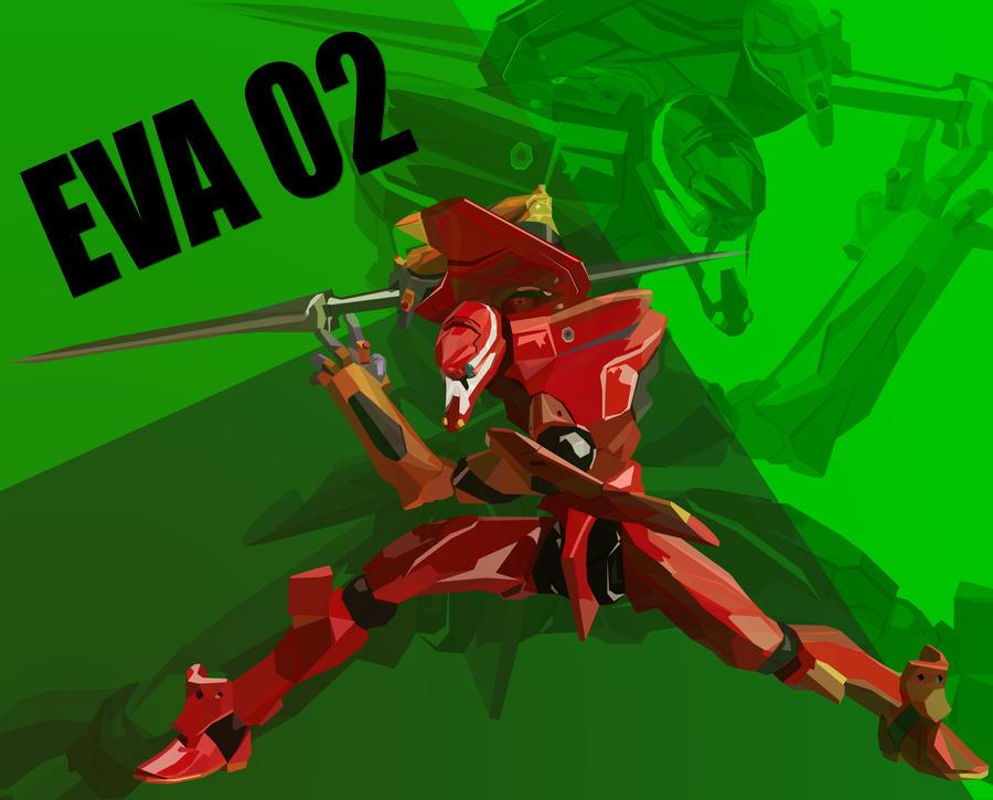 EVA O2-1 by Tornaku