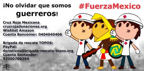 Fuerzamexico by Tornaku
