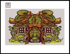 Casa de bruja
