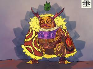 Escarabajo Rey