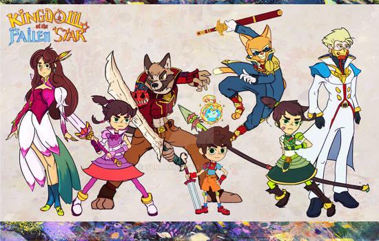 KofFS Characters