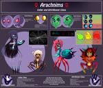 Arachnims: Cellar and Orb-Weaving Class