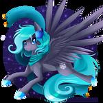 Giveaway Art: Pony OC