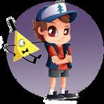 Dipper and Bill