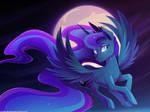 Beautiful Luna