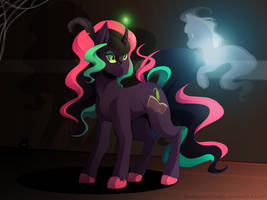 Spectral Light by TheNornOnTheGo