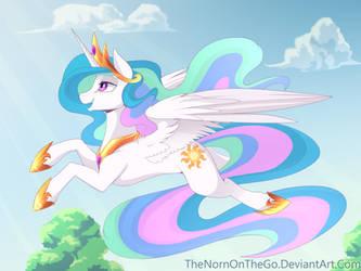 Princess of the Sun by TheNornOnTheGo