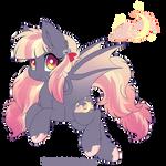 Sweet Dreams Bat Pony Adopt ::: CLOSED