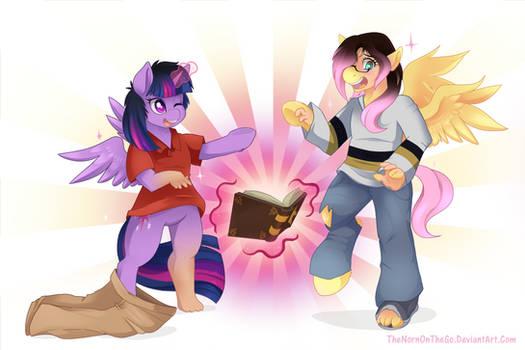 Commission: Magical TF