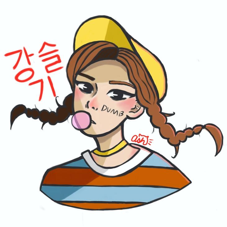 Red Velvet Seulgi by minseaoak