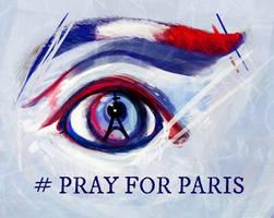 # PRAY FOR PARIS