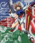Strike Gundam Girl Aile Strike