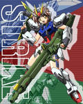 Strike Gundam Girl Launcher