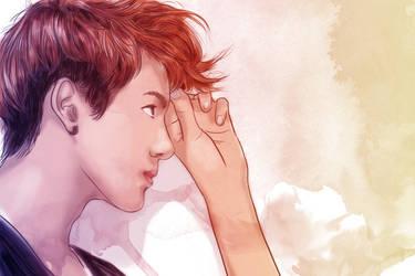 EXO : KRIS by nathsrikhajon