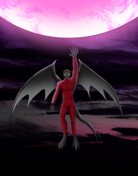 Request #23 - Staten's Might by Artemis-Polara