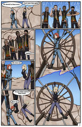 Commission #166 - The Wastelands Wedgie Part 3 by Artemis-Polara