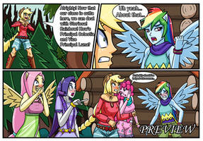 Nightmare of Everfree Page 16 PREVIEW