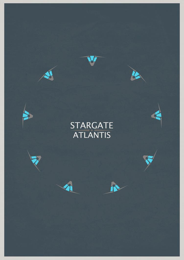 Stargate Atlantis by UnknownOwen