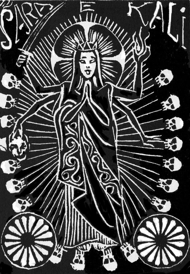 Saint Sara e Kali
