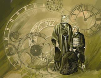 Clockfaces by Velouriah