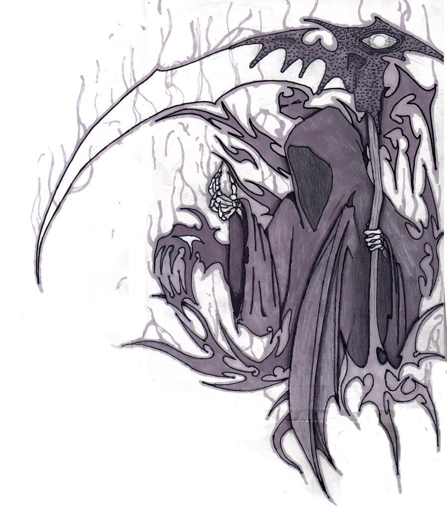 Grim reaper by vamprin on deviantart grim reaper by vamprin grim reaper by vamprin voltagebd Images