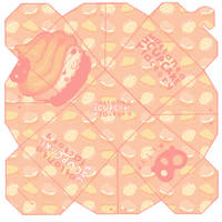 Cupcake Take-Out Box 2 by sinsofautumn