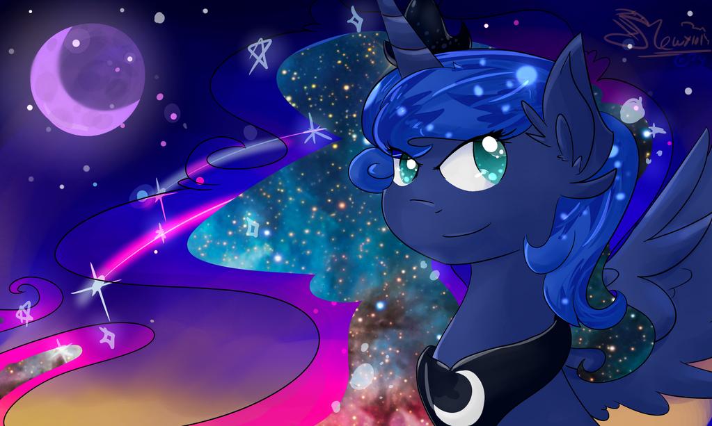 The Lunar Princess by Mewy101