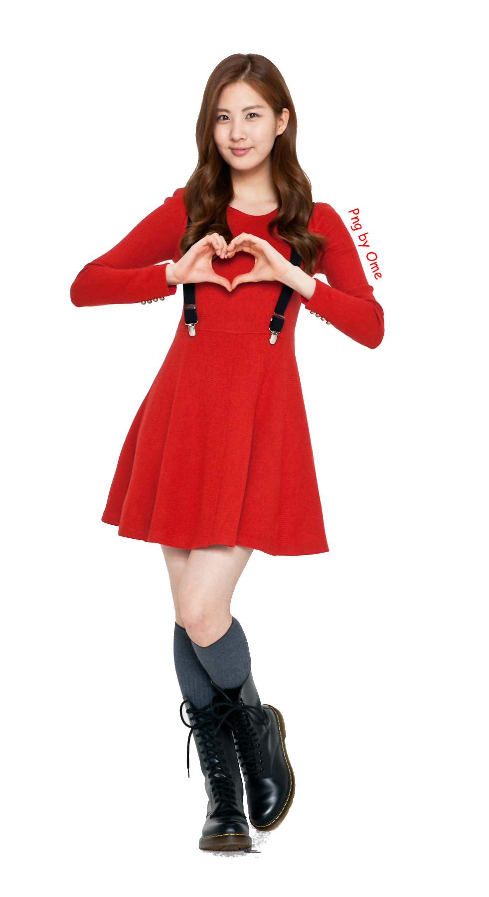 SNSD PNG:Seohyun by om...