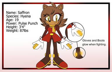 Saffron reference :UPDATED: by PulsePunch