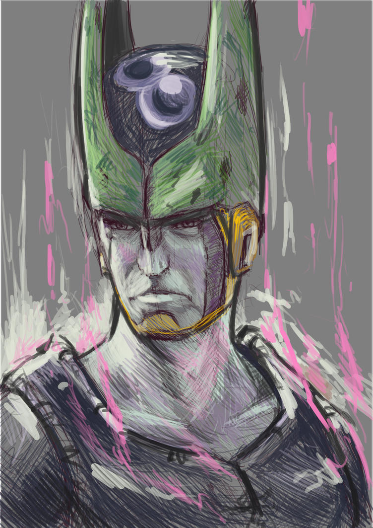 Perfect Cell by solid-alcohol