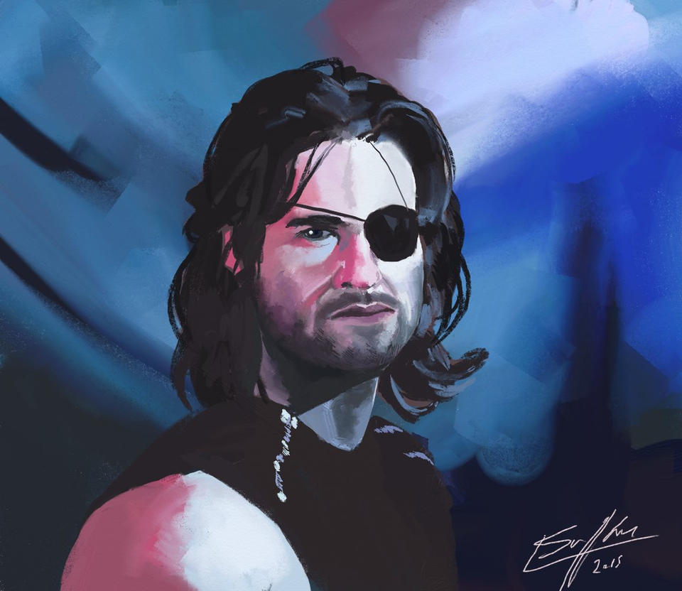 Plissken by solid-alcohol