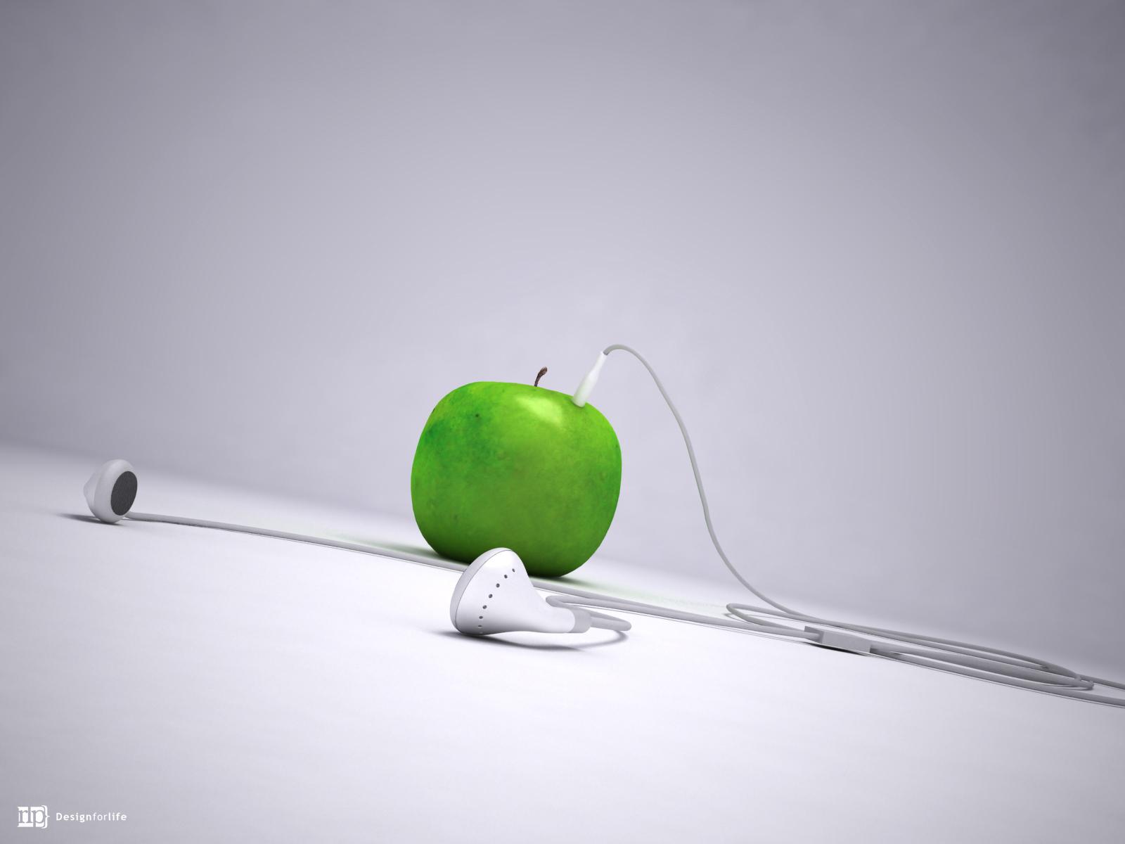 Apple iPod by fluid-art
