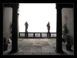 The Balcony of Lovers B.W.
