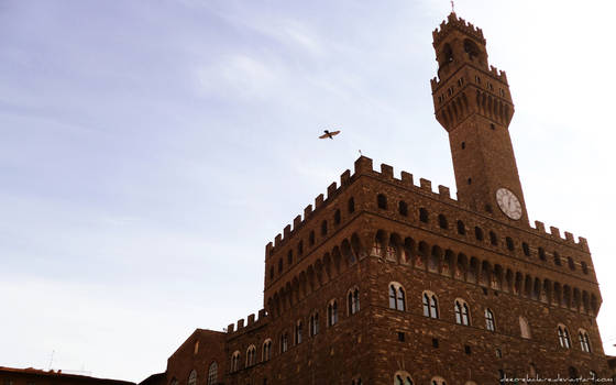 Palazzo Vecchio 2 by Deeo-Elaclaire