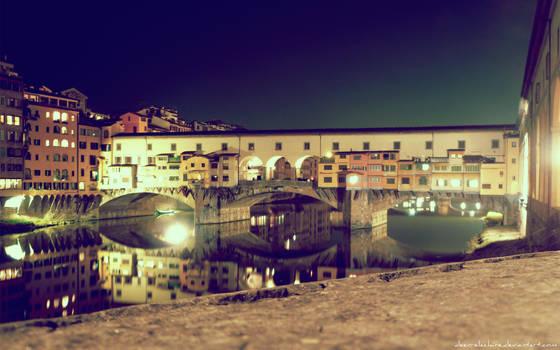 Ponte Vecchio by Deeo-Elaclaire