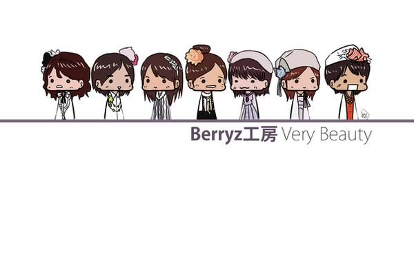 Berryz Koubou by PucchiQ