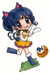 Sailor Luna Chibi Marker by PucchiQ
